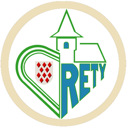 Badge logo Rety